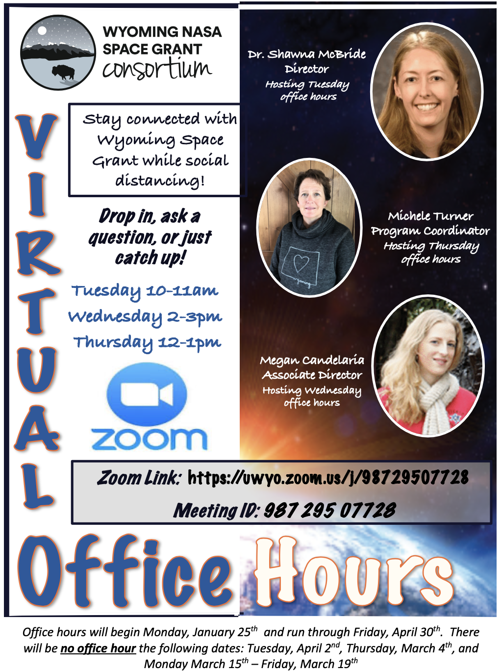 (S12) SG Office Hours