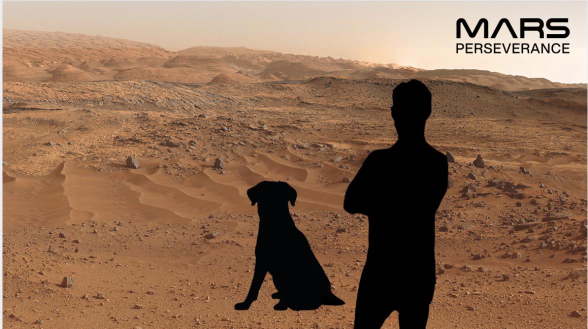 Mars Photo Booth